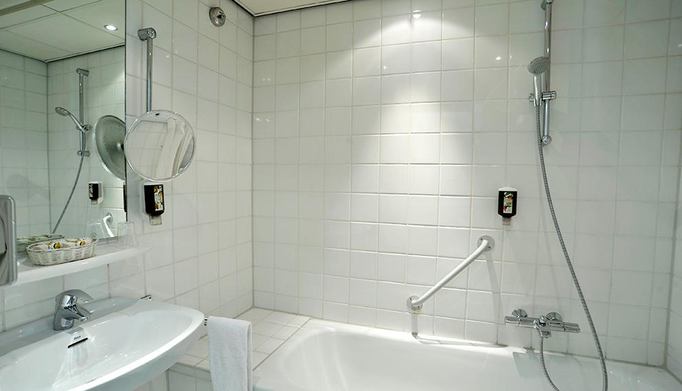 Goedkope Badkamer Arnhem : Hotelkamers fletcher hotel restaurant doorwerth arnhem
