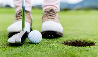 Teambuilding golfen in Doorwerth